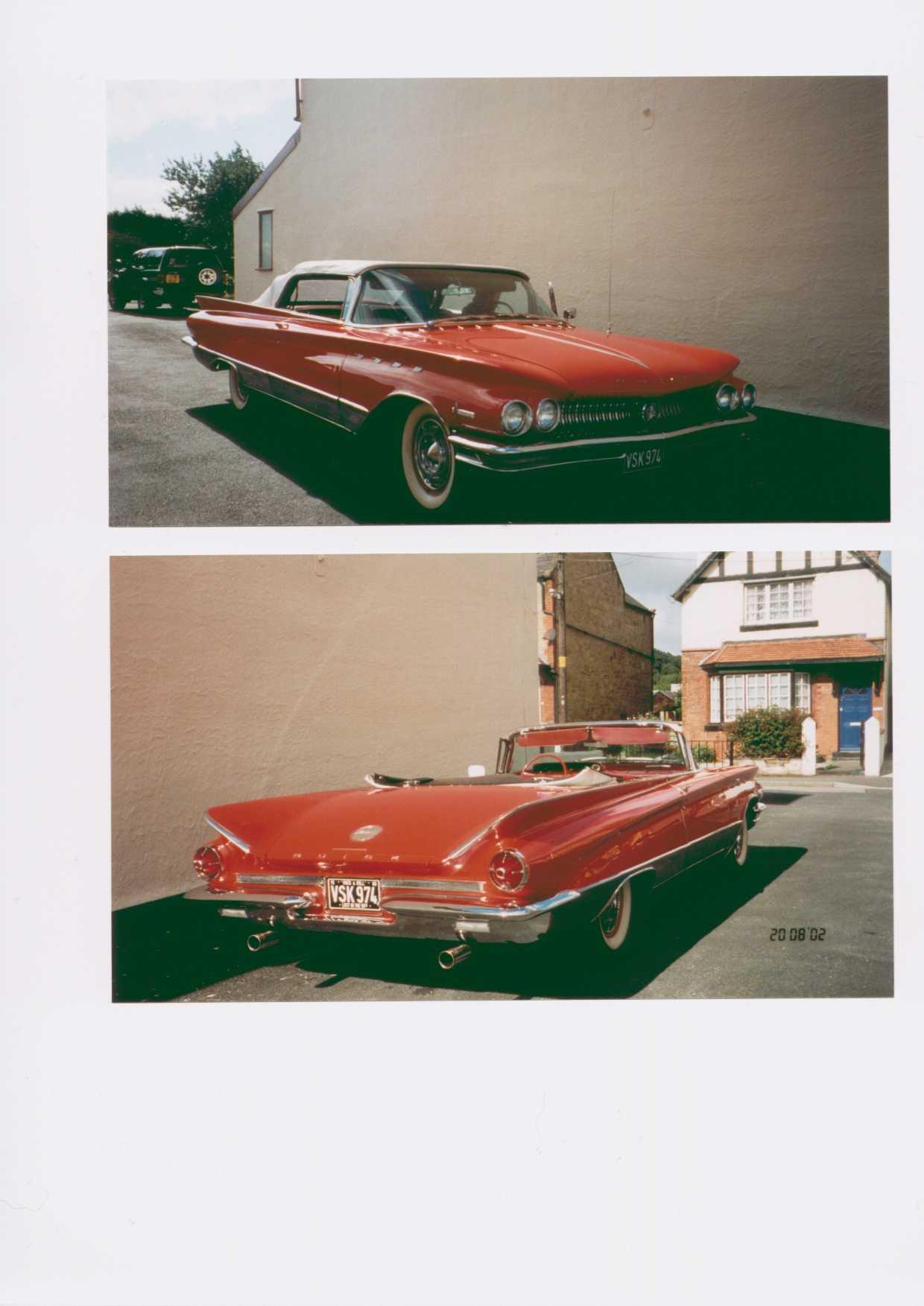Buick Special 1961 Skylark